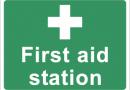 Λειτουργία Σταθμού Α' Βοηθειών στο Καυτανζόγλειo