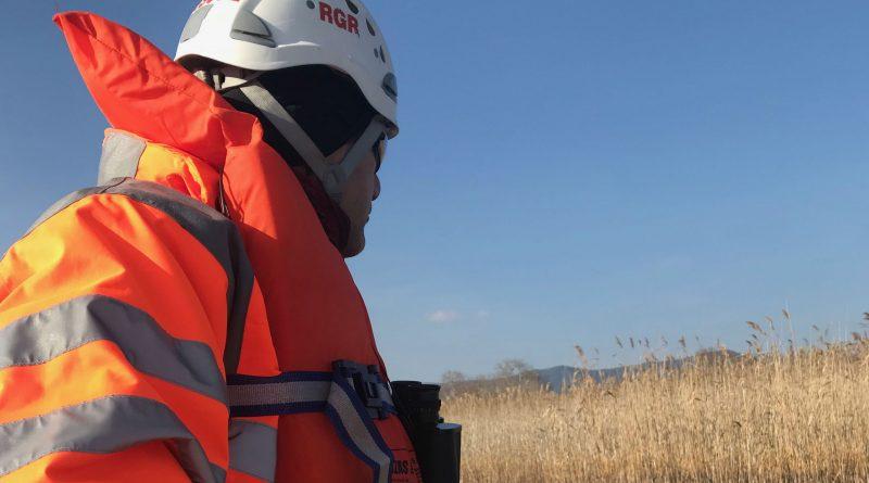 Έρευνα αγνοουμένου στη Λίμνη Βόλβη