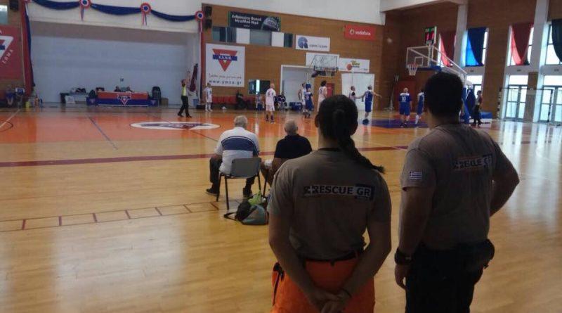 6ο Πανελλήνιο Πρωτάθλημα Maxibasketbal
