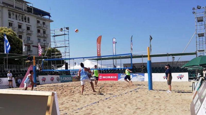 Πανελλήνιο Πρωτάθλημα Beach Volley 2019
